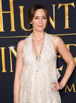 """Emily Blunt Attacks """"Mummy Cult"""" At 'The Girl On The Train' Premiere"""