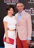 Lorena Mendoza and Shaun Toub