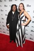 Whoopi Goldberg and Glennda Testone