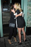 Lucy Mecklenburg and Lydia Bright