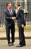 David Cameron and Jens Stoltenberg