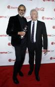 Jeff Goldblum and Brent Spiner