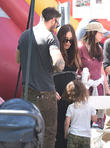 Megan Fox, Brian Austin Green and Noah Shannon Green
