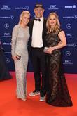 Patricia Schulz, Axel Schulz and Regina Halmich
