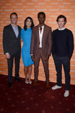 Eric Berger, Otmara Marrero, Edi Gathegi and Adam Brody