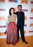 Debi Mazar and Chef Gabriele Corcos