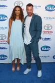 Lesley-ann Brandt and Craig Parker