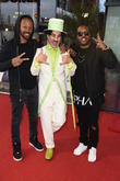 Madcon, Tshawe Baqwa and Yosef Wolde-mariam