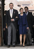 Miguel, Queen Letizia Of Spain and King Felipe Vi Of Spain