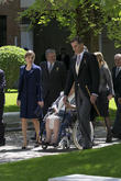 Miguel, Queen Letizia Of Spain and King Felipe Vi Of Spain