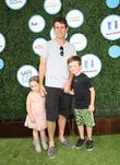 Joey Mcintyre, Daughter Kira Katherine Mcintyre and Son Griffin Thomas Mcintyre