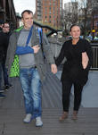 Simon Gregson and Emma Gleave