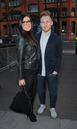 Kym Marsh and Matt Baker