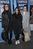 Kym Marsh, Sair Khan and Brooke Vincent