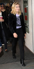 Chloe Grace Moretz Says She IS Dating Brooklyn Beckham