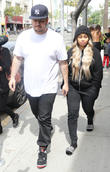 "Blac Chyna Tweets Rob Kardashian's Number After Argument About ""B****es"" Texting Him"