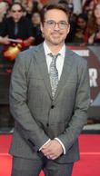 Robert Downey, Jr. Reports To Court For Jury Duty