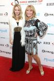 Kimberly Wyatt and Bonnie Lythgoe