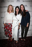 Danielle James, Selma Blair and Amy Williams