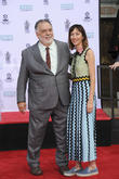 Gia Coppola and Francis Ford Coppola