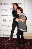 Amy Williams and Frances Fisher