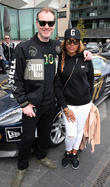 Gumball, Rapper Eve and Maximillion Cooper