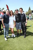 Peter Gallagher, Debbe Dunning, Richard Karn and Joe Mantegna