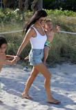 Kourtney Kardashian and Reign Disick