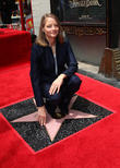Jodie Foster Receives Hollywood Walk Of Fame Star, As Kristen Stewart Pays Tribute