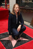 Jodie Foster Was 'Stubborn' About Receiving Walk Of Fame Star