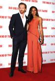 Damian Lewis and Naomi Harris