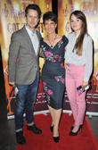 Lee Ingleby, Anna Kennedy and Molly Wright