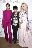 Zendaya Coleman, Diane Warren and Kesha