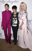 Zendaya Coleman, Diane Warren and Kesha