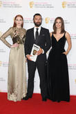 Aiden Turner, Heida Reed and Eleanor Tomlinson