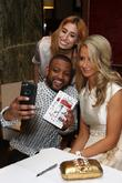 Jb Gill, Stacey Solomon and Lady Victoria Hervey