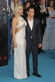 Jennifer Lawrence and James Mcavoy