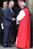 Prince Charles and Duke Of Rothesay at St Giles\' Cathedral Edinburgh