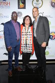 Terry Donovan, Fern Malis and Nigel Barker