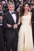 "George And Amal Clooney's Twins ""Stunningly Beautiful"""