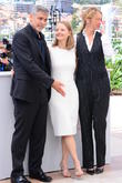 George Clooney, Jodie Foster and Julia Roberts