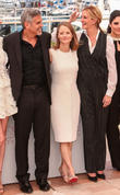 George Clooney, Julia Roberts and Jodie Foster