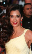 It's Official! Amal Clooney Is Pregnant With Twins