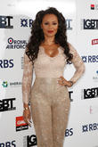 Mel B Sat In Her Underwear After Wardrobe Blunder
