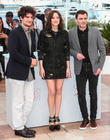 Marion Cotillard, Louis Garrel and Alex Brendemuhl