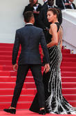 Irina Shayk and Lewis Hamilton