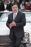 Russell Crowe Hits Back At Radio Shock Jock Over Comments About His Weight