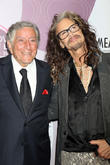 Tony Bennett and Steven Tyler