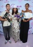 Lance Bass, Lisa Vanderpump and Leona Lewis