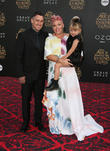 Pink And Carey Hart Enjoying First 'Mellow' Christmas At Home